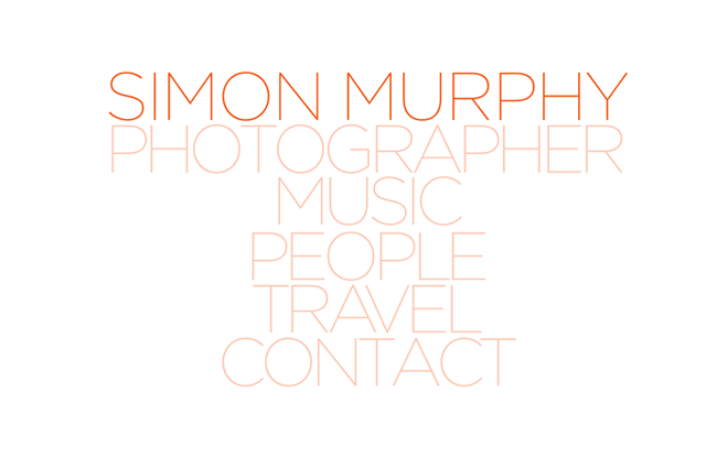 Simon Murphy Photographer