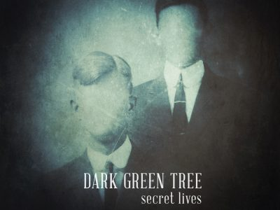 Dark Green Tree Album Cover