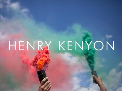 New Website for Henry Kenyon